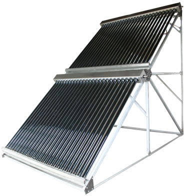 Glass Evacuated tube Heat Pipe Solar Water Heater