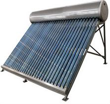 Non-pressure outdoor commercial Solar Water Heaters