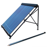Manifold Residential Evacuated Tube Solar Water Heater