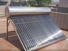 domestic Low Pressure split Solar Water Heater