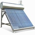 Non-pressure Cheap evacuated tube Solar Water Heaters