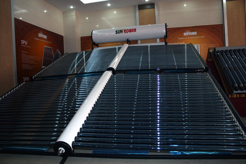 Project circulation commercial Solar Water Heater