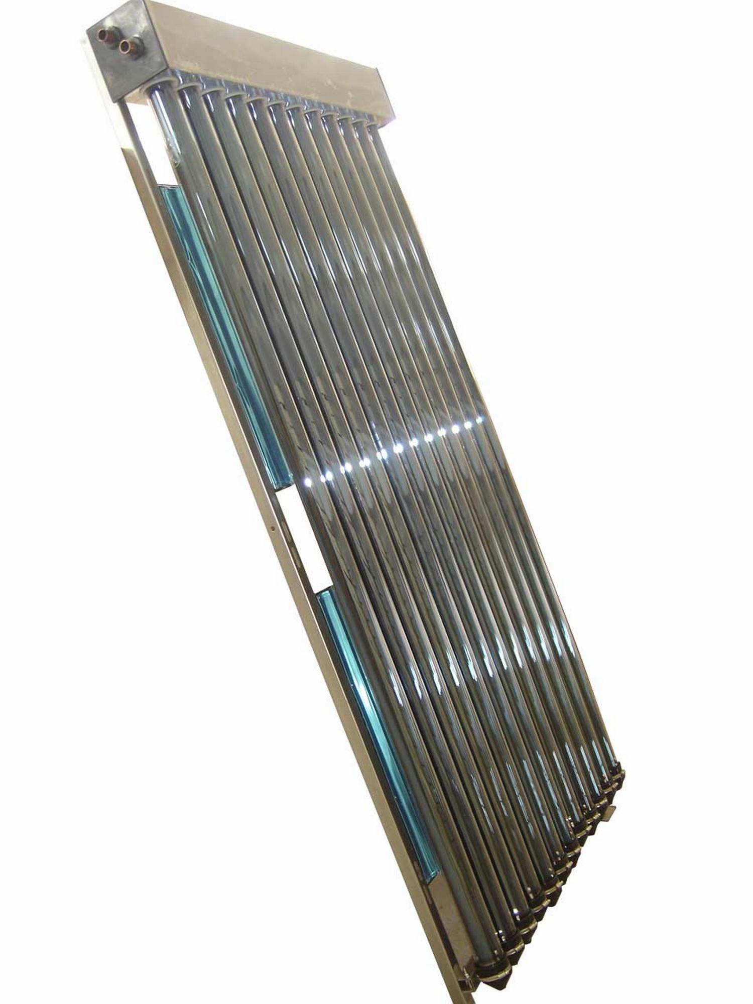 Outdoor Vacuum tube Heat Pipe Solar Water Heater