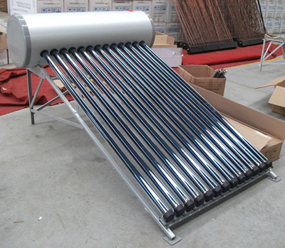 150L Heat Pipe High Pressure Solar Water Heater
