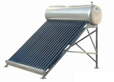 Integrated Non Pressure pressurized Solar Water Heater