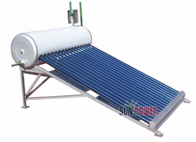 outdoor Non-Pressure Compact Solar Water Heater