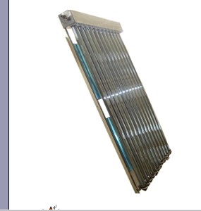 Compact Low Pressure Tankless U pipe Solar collector