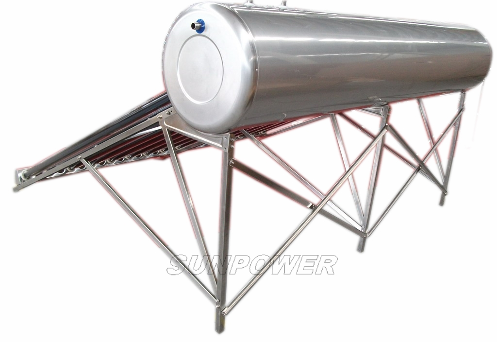 Stainless Steel Non-Pressure Solar Water Heater (SPC Series)