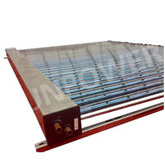 Integrated Low Pressure Evacuated tube U pipe Solar collector