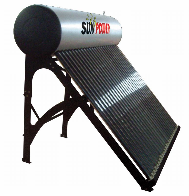 Low presssure hot tub residential Solar Water Heater