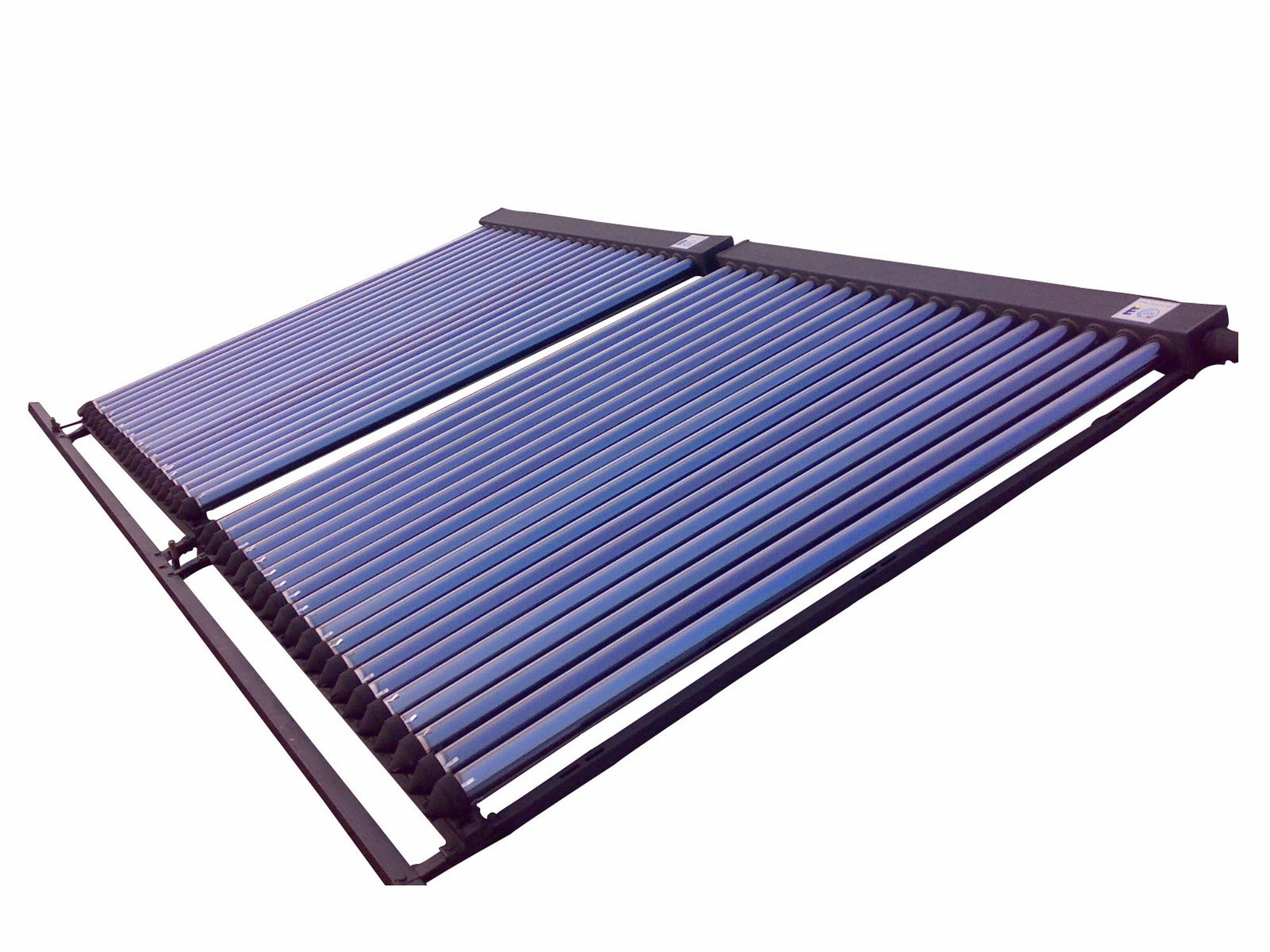 Solar Keymark Solar Collector (SPB-58/1800-30) Heat Pipe Collector Solar Keymark SRCC Certification