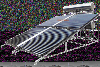 Solar Collector for Project (SPCF-47/1500-60)