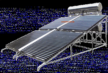 Project hot tub residential Solar Water Heater