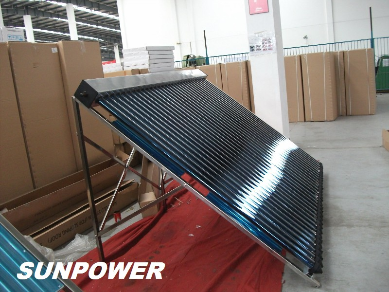 Solar Collector with Reflector (SPA/B-58/1800-18)