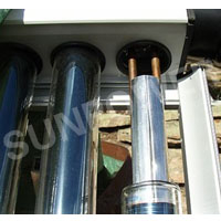 Low Pressure Residential Universal U pipe Solar collector