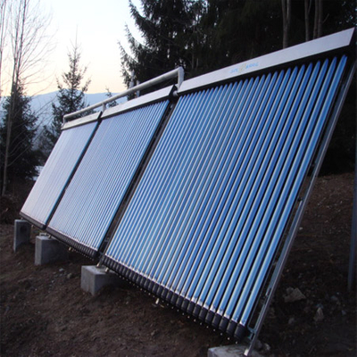 Manifold Solar Collector (SPB-58/1800-18) Heat Pipe Split Pressure