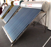 about All Stainless Heat Pipe Solar Water Heater (SPP)