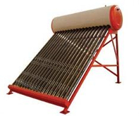 Unpressurized compact Solar Water Heater System