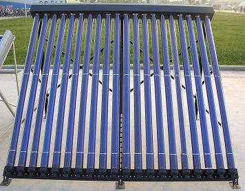 Cheap Heat Pipe Pressurized Solar Water Heater