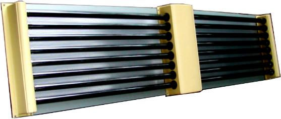 Project Balcony commercial Solar Water Heater