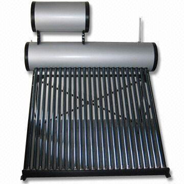 glass Low Pressure commercial Solar Water Heater