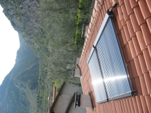Home Residential Heat Pipe Solar Water Heater