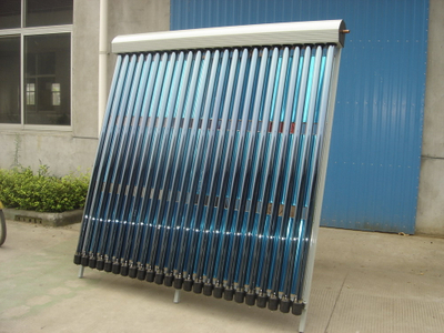 Residential Heat Pipe Solar Water Heater Collector