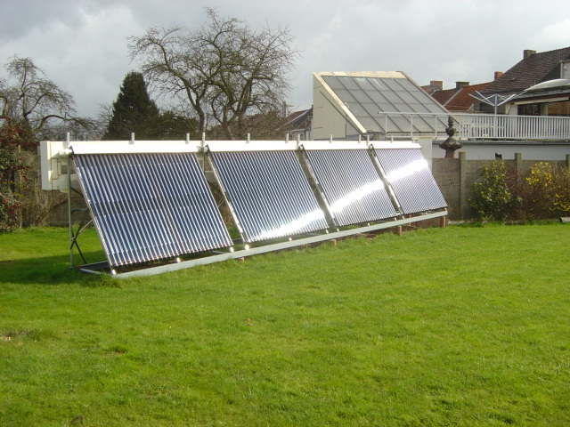 Solar Collector (SPA)