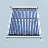 Outdoor Pressurized Heat Pipe Solar Water Heater