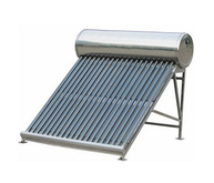 outdoor Non Pressure pressurized Solar Water Heater