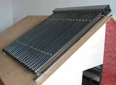 Stainless steel Pressurized Heat Pipe Solar Water Heater