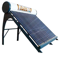 Low presssure hot water Compact Solar Water Heater