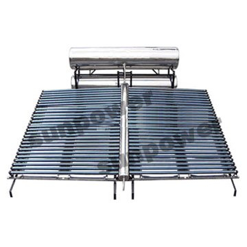 Swimming Pool project vacuum tube Project Solar Water Heater