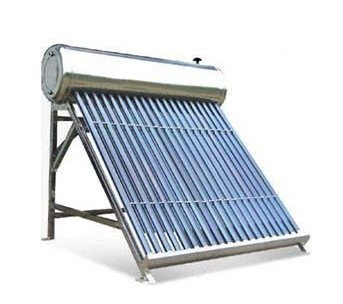 non pressurized Stainless Steel commercial Solar Collector