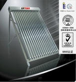 Heat Pipe Residential Solar Water Heater Collector