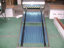 Non Pressurized industrial commercial Solar Water Heater