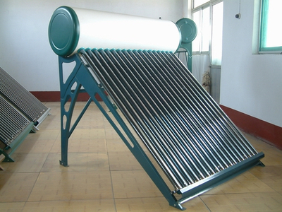 non pressurized glass evacuated tube Solar Water Heater