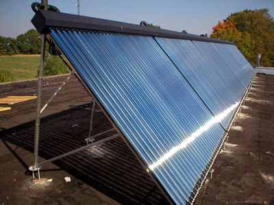 Solar Collector EN12975 Approved (SP-58/1800)