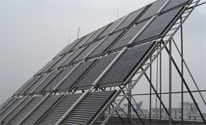 Solar Project Water Heater (SPCF)
