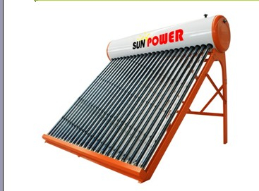 non pressurized outdoor compact Solar Water Heater